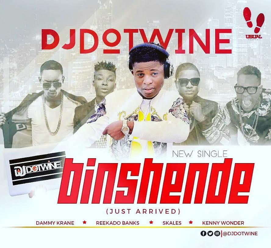 DJ Dotwine Binshende Art