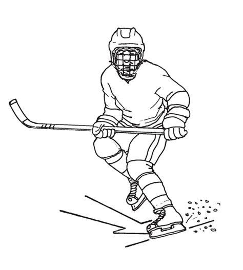 gratis malvorlagen eishockey  kostenlose malvorlagen ideen