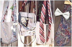 Necktie Tote from Jen