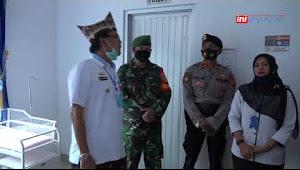 Bupati Resmikan Gedung Puskesmas Bengkunat Belimbing
