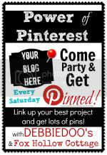 181788df Weekly pinterest party