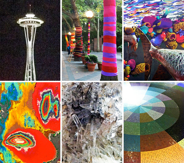 Seattle : iPhone Snaps.