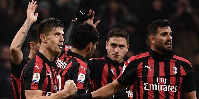 AC Milan Terlihat Layaknya Tim Medioker