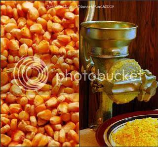 corn dumplings mill