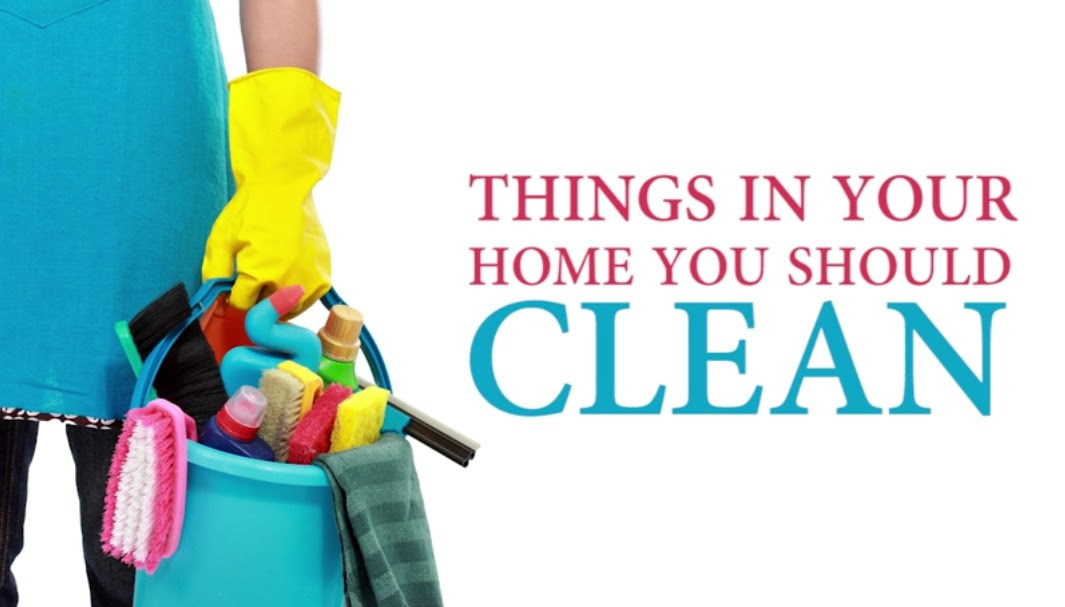 Image result for Things in Your Home You Should Clean
