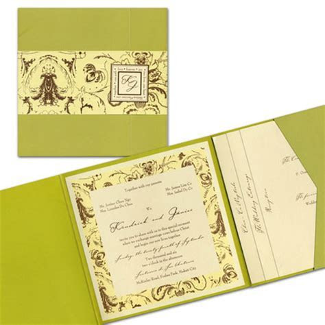 The Write Impression   Metro Manila Wedding Invitations
