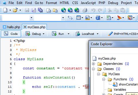 IDE moderne pour les développeurs web