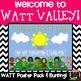 WATT Valley Kids Overview Pack (Posters, Printables, Profi
