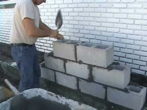 EZ Concrete, Cement, Cinder Block and Brick Laying using ...