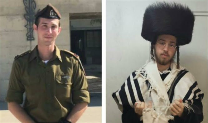 Chaim Meisels, then and now