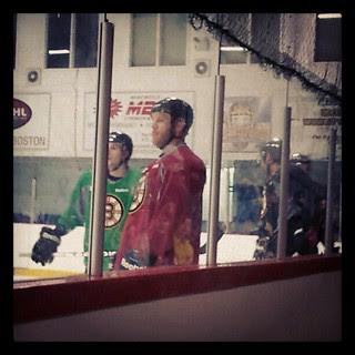@bruinshockey practice #22 #Thornton #bruinsareback #hockey #bruins