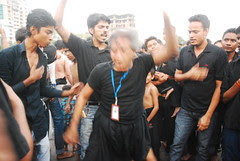 My Kama Matam Ashura 2011 Tandav on the Soul of Shimr by firoze shakir photographerno1