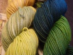 sock monkey yarn