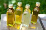 l'huile végétale