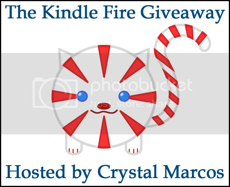 Kindle Giveaway Badge