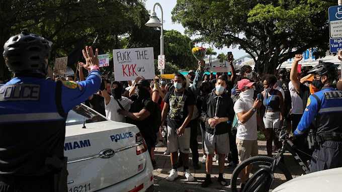 TREND ESSENCE: Florida doctors aren't asking coronavirus patients if they took part in protests, health official says
