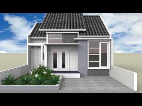 simak 12 contoh desain rumah minimalis type 60 terbaru