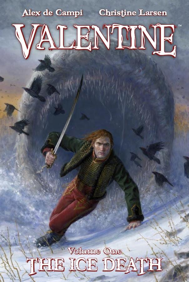 Cover of Valentine vol. 1