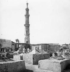 Damietta, Egyt - Mosque of Abou Maati - Minaret