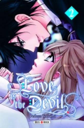 Couverture Love is the devil, tome 2
