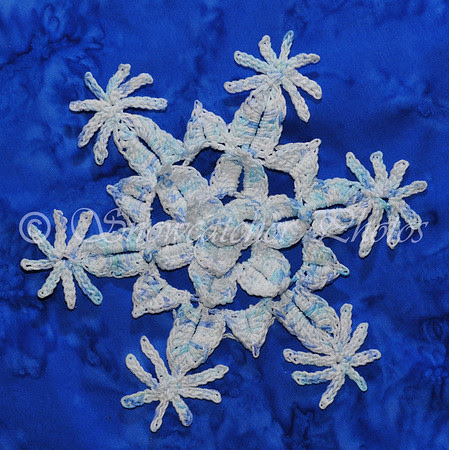 Feather Snowflake