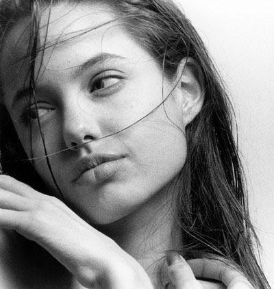 Angelina Jolie Never Before