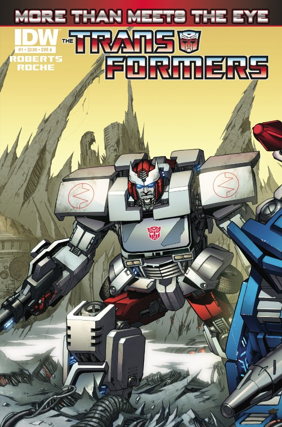 [Transformers More Than Meets the Eye #1]
