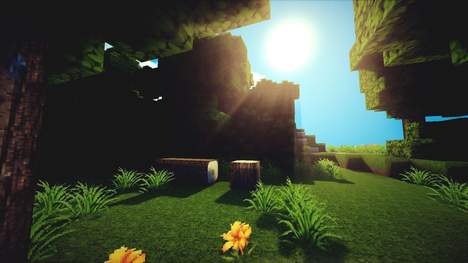 Minecraft Desktop Wallpapers Hd Wallpaper Cave