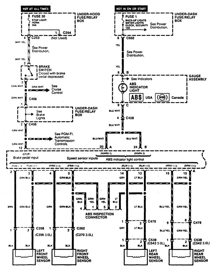1997 Chevy Expres Wiring Diagram