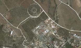La base segreta per le intercettazioni a Cipro foto Google Maps