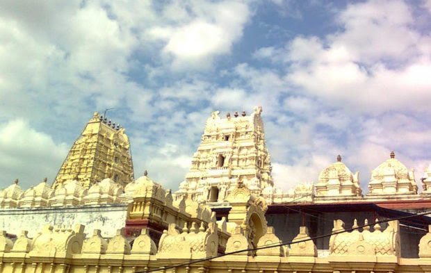 Temple Towns near Hyderabad