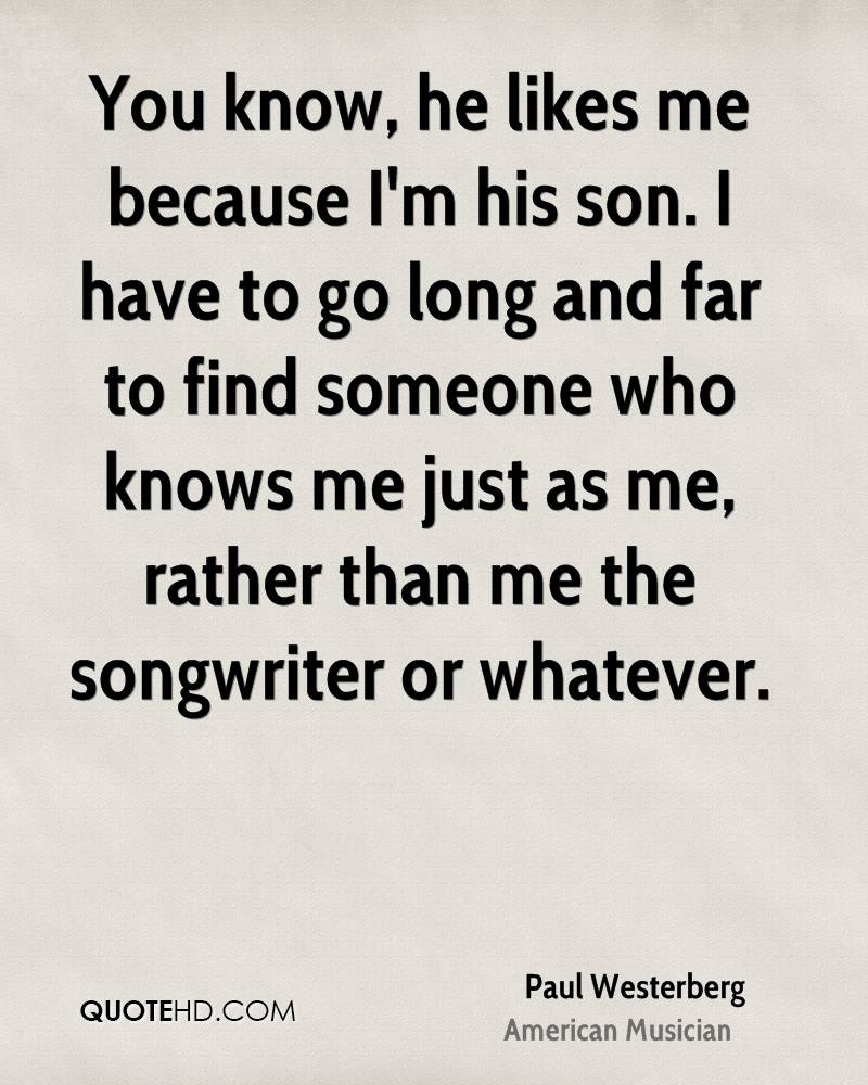 Paul Westerberg Quotes Quotehd