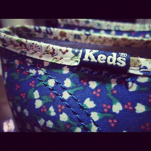 Floral Overload x Keds