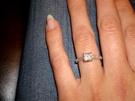 2 CARAT CUSHION CUT ENGAGEMENT RINGS