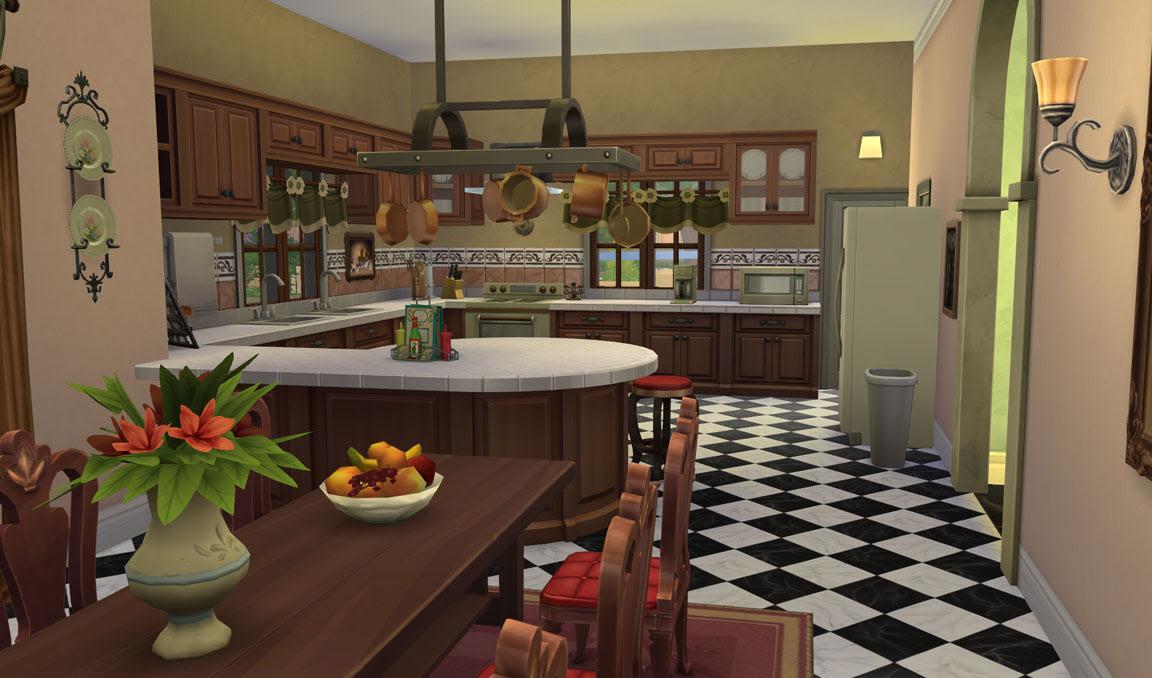 Download: Casa Martina - Sims Online