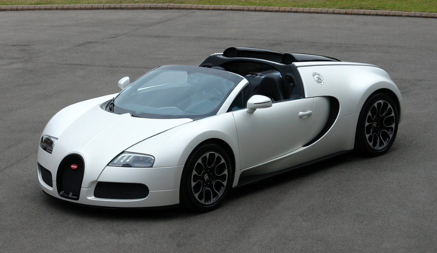 Bugatti Veyron Sang Blanc For Sale on Tom Hartley - autoevolution