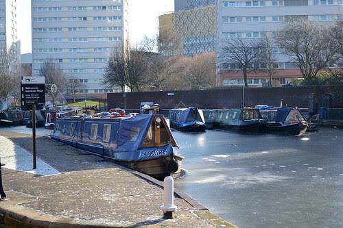 Cambrian Wharf, Birmingham & Fazeley Canal
