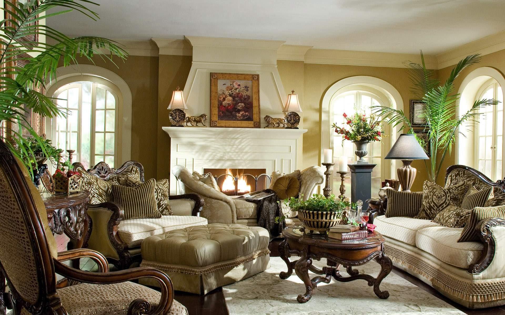 Victorian Living Room Ideas - HomesFeed