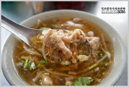 太平路北港香菇肉羹15