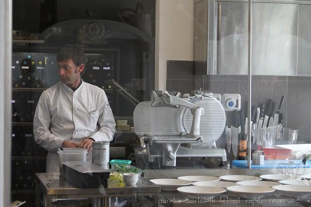 Chef Fabrizio Albini Assapora