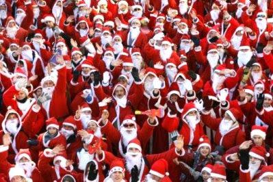 Tanti Babbi Natale