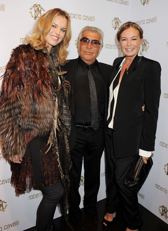 Roberto Cavalli Store Launch - Inside
