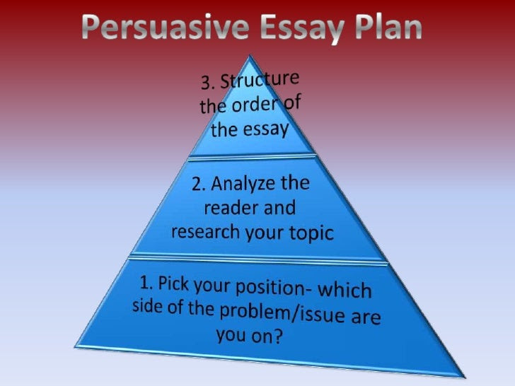 Steps on how to write an argumentative essay