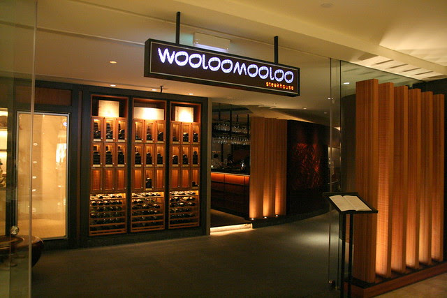 Wooloomooloo Steakhouse at Level 3 Swissotel the Stamford