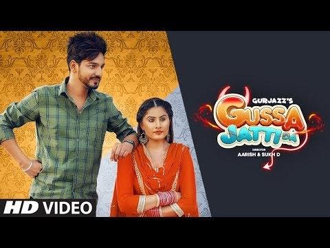 Gussa Jatti Da Punjabi Video Song