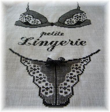 Petite lingerie 2