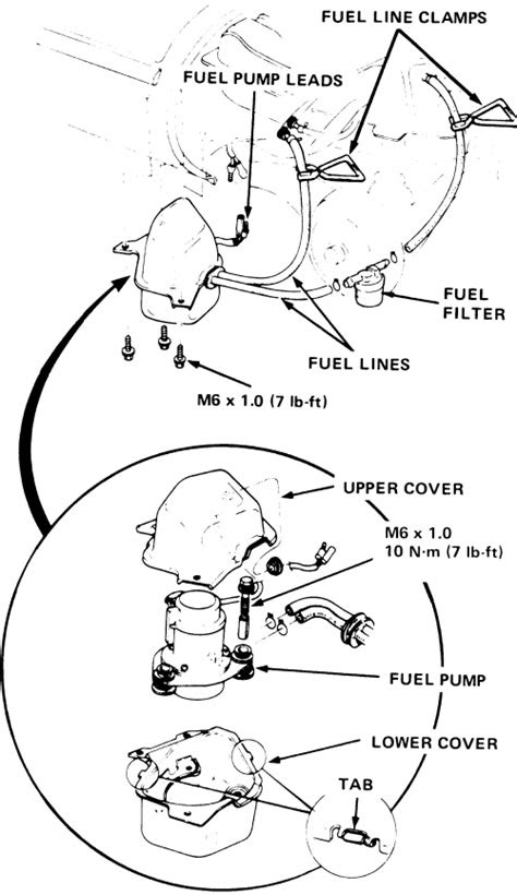 | Repair Guides | Carbureted Fuel System | Electric Fuel