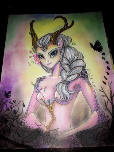 Hada Del Bosque Dibujos Y Animes Amino