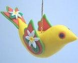 Yellow Spring Bird