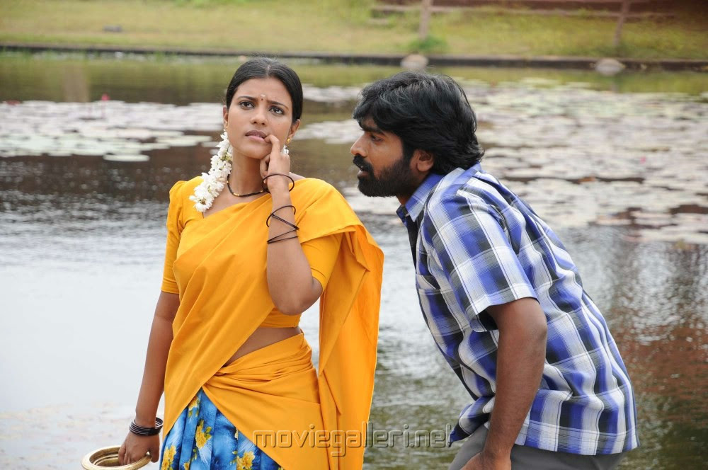 Aishwarya, Vijay Sethupathi in Rummy Tamil Movie Stills